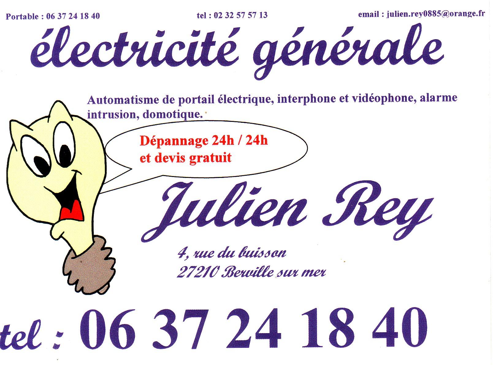Entreprise Dlectricit Gnrale Honfleur